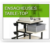 Ensacheuse table-top